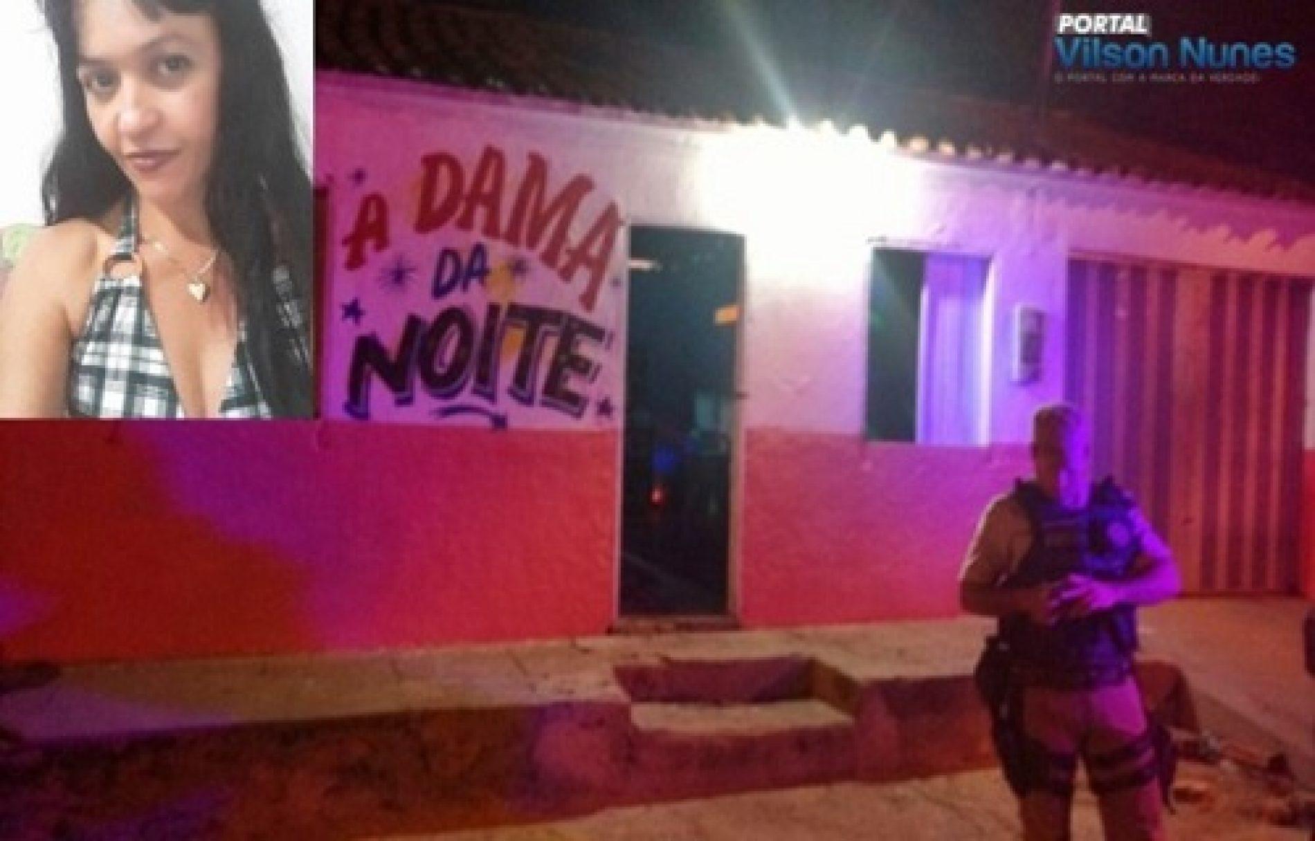 Mulher é morta a tiros dentro de prostíbulo em Guanambi