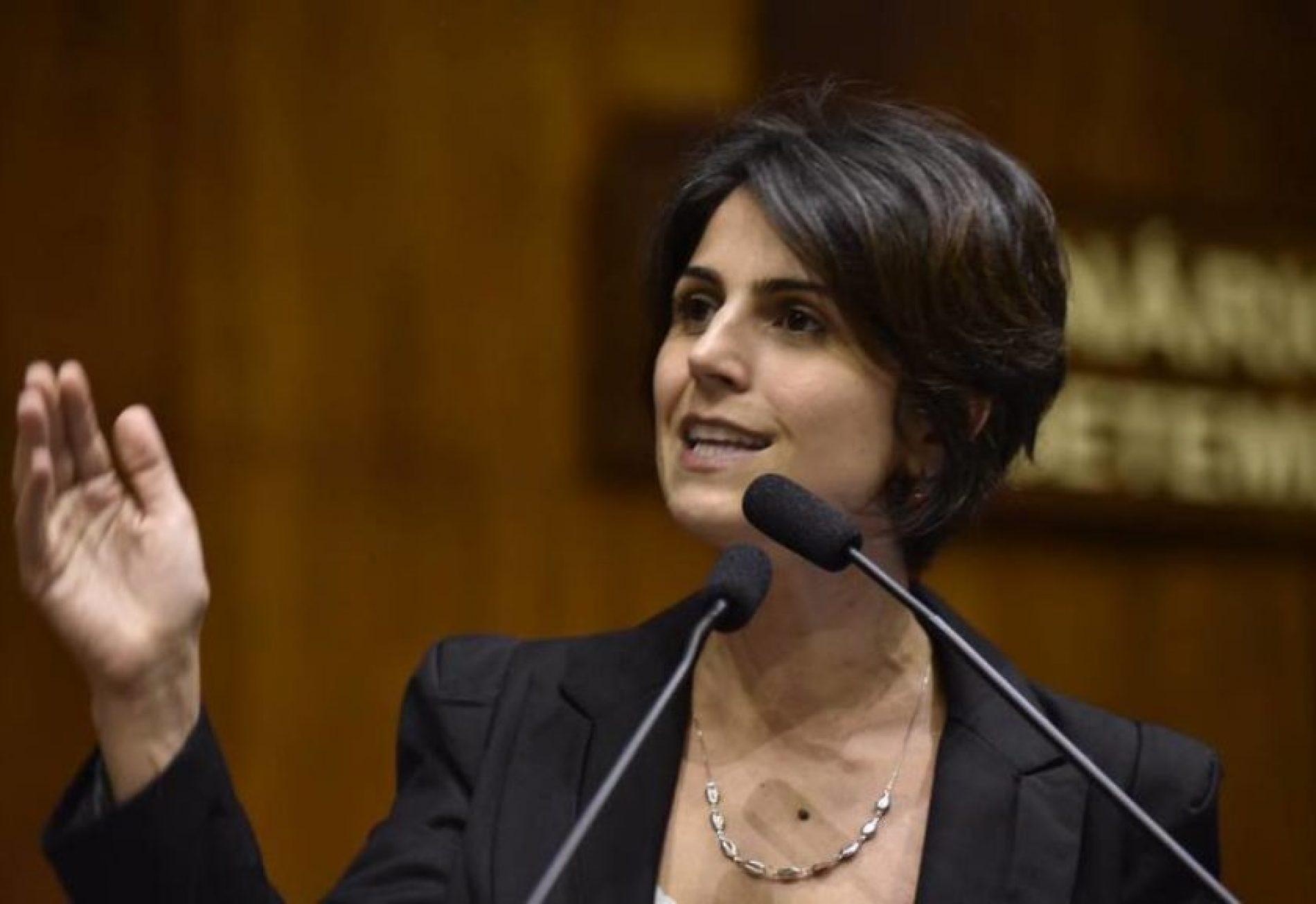 PCdoB acredita em crescimento de Manuela D'Àvila em intenções de voto