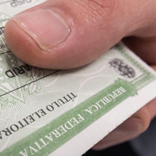 Pedido de transferência de domicílio eleitoral deve ser feito até 9 de maio