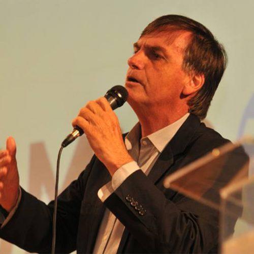 'Meu noivo chama-se Magno Malta', diz Bolsonaro