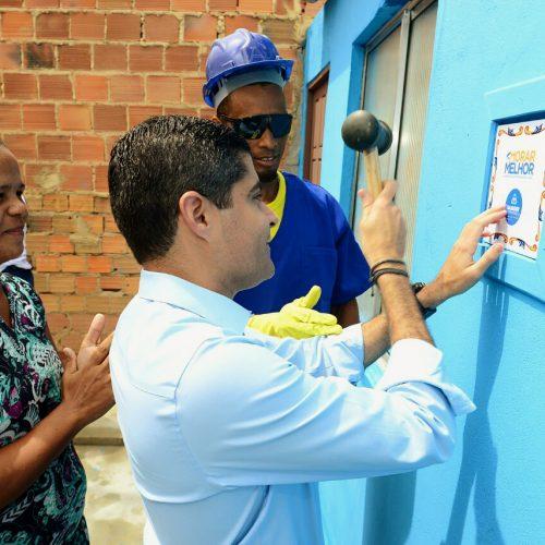 Salvador: Prefeitura entrega 181 casas reformadas pelo Morar Melhor nesta quinta