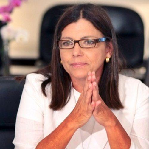 Roseana Sarney anuncia que vai concorrer ao 5º mandato