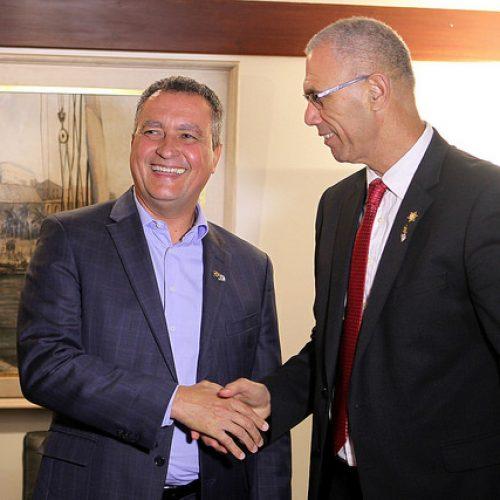 Rui Costa e embaixador de Israel discutem parceria bilateral