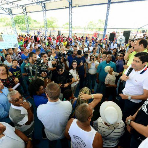 Salvador ganha Praça da Juventude como estímulo ao esporte