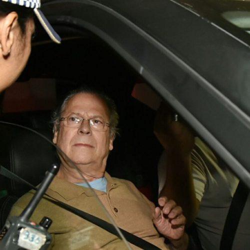 Lava Jato: Justiça determina prisão imediata de José Dirceu