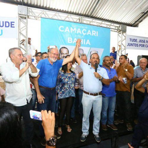 """Elinaldo vai coordenar campanha de """"Zé do Sertão"""" na Região Metropolitana"""