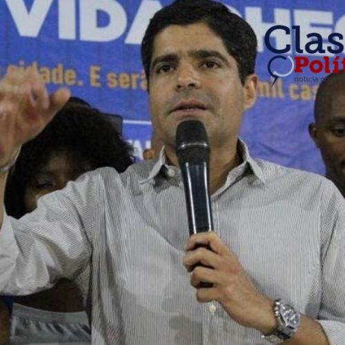 ACM Neto comenta possibilidade do pai integrar chapa de Zé do Sertão; ASSISTA
