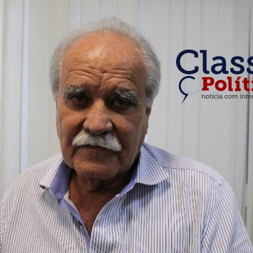 """MDB lança pré-candidatura de João Santana ao governo do Estado"""" """"Não vamos levar ilusão""""; ASSISTA"""