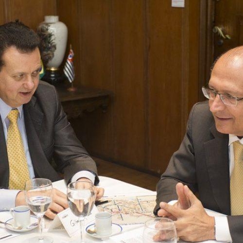 PSD caminha para oficializar apoio a Alckmin, diz Kassab