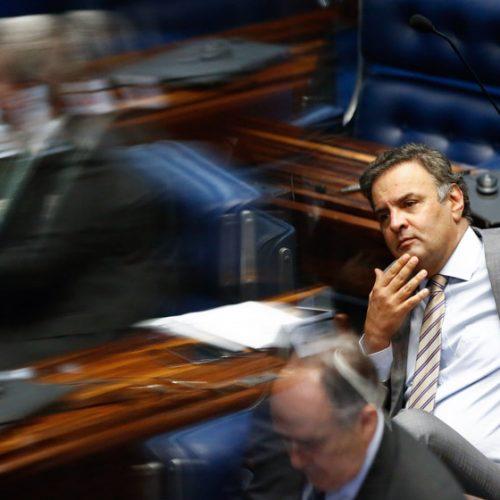Alexandre Moraes encaminha processo de Aécio Neves para a 1ª instância