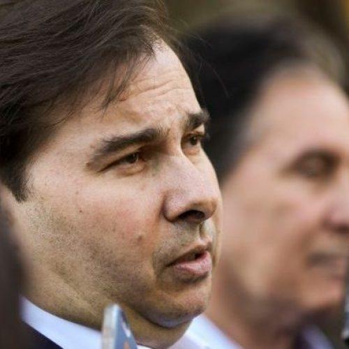 Aliança DEM-PSDB 'Está terminando', afirma Maia
