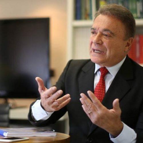 Alvaro Dias: 'Quem ganha a eleição é o não'