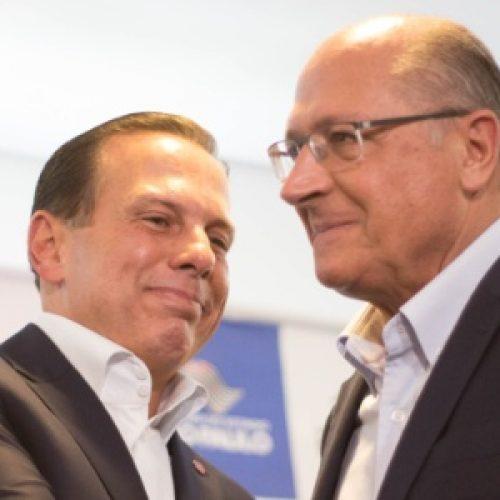 Candidatura Alckmin crescerá com TV e ele estará no 2º turno, diz Doria em NY