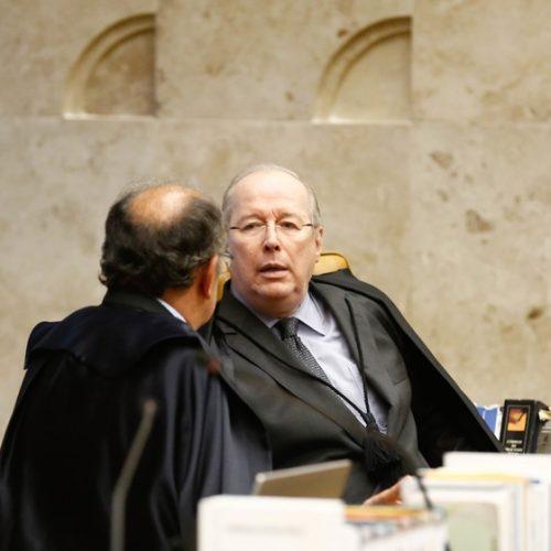 Celso de Mello envia mais seis processos para a 1ª instância