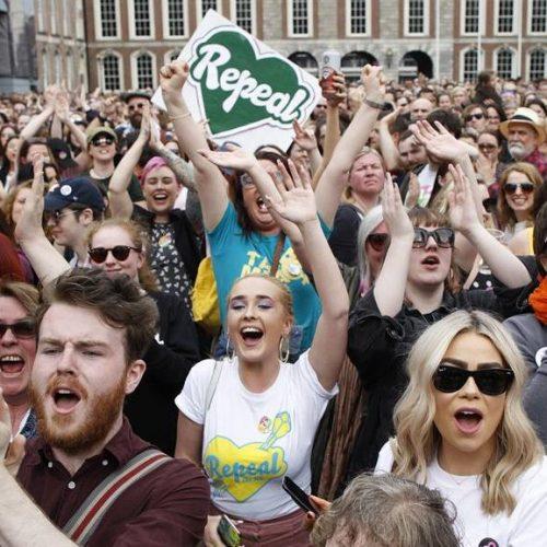 Com 66% dos votos, Irlanda decide pela legalização do aborto
