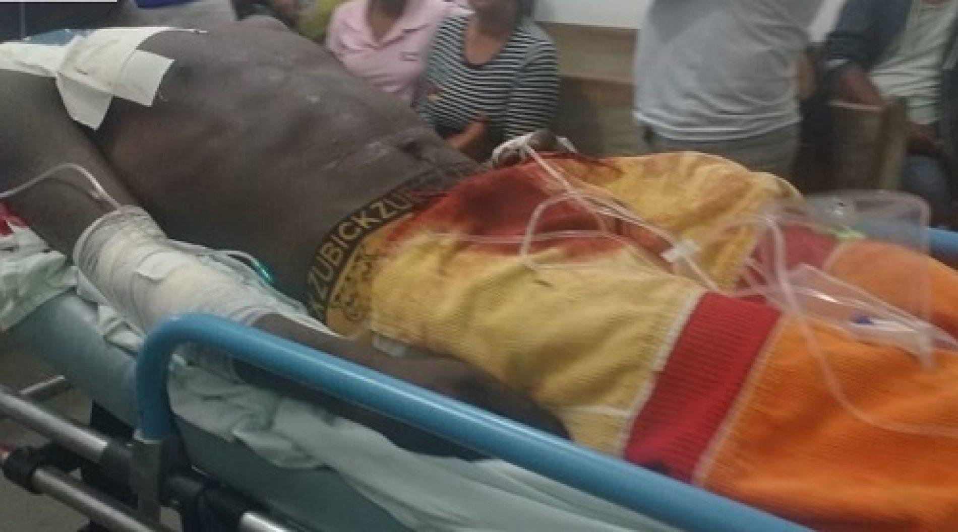 Ibirataia: Jovem sofre tentativa de homicídio e policial é baleado em confronto com bandidos