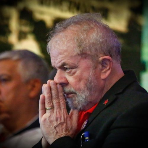 Juíza autoriza visita de Gleisi Hoffmann e Jaques Wagner a Lula
