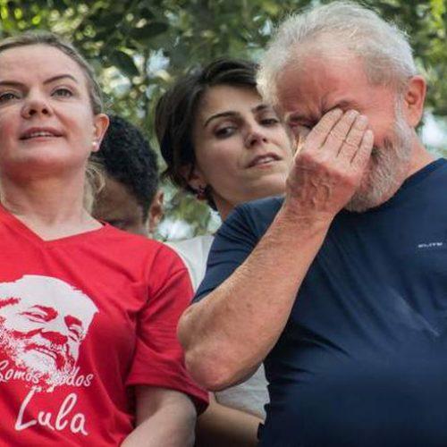 Gleisi: PT vai à Justiça para Lula poder gravar entrevistas como pré-candidato