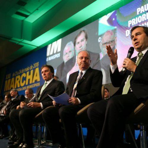 "Maia diz que TSE extrapolou ao ""legislar"" sobre Fundo Eleitoral"