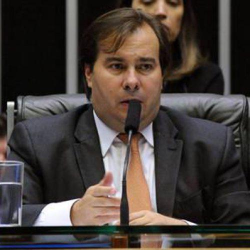 Maia convida Bolsonaro, Toffoli e Davi Alcolumbre para encontro para 'afinar diálogo' entre poderes