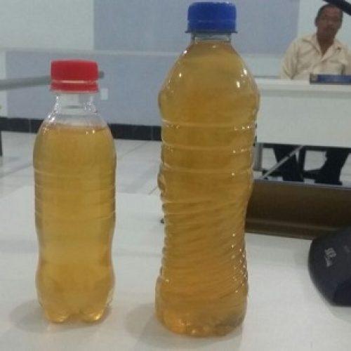 Moradores de Aiquara reclamam de qualidade de água fornecida pela Embasa