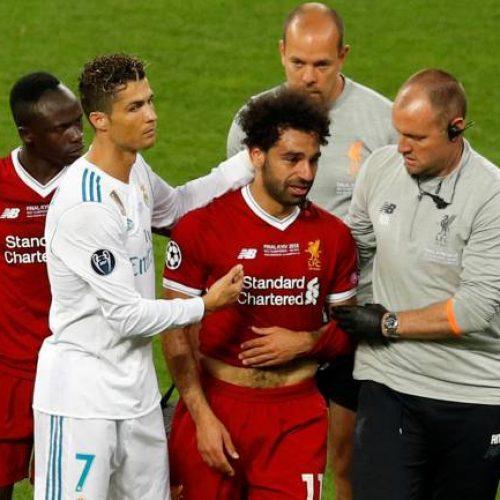 Novo exame mantém Egito otimista sobre recuperação de Salah