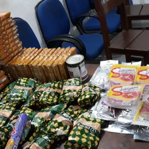 Operação apreende 183 quilos de produtos vencidos no centro de Salvador