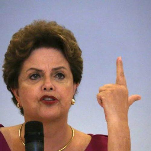 PT vai sustentar posição de inocência de Lula, diz Dilma em Londres