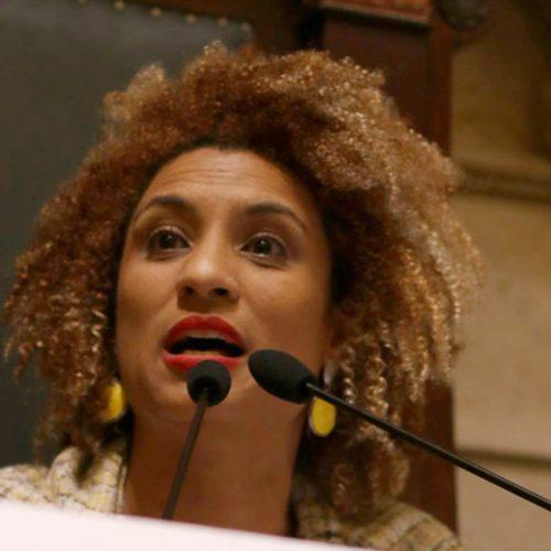 Polícia prende suspeito de envolvimento na morte de Marielle Franco