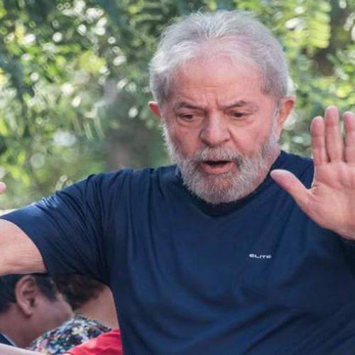 Em carta, Lula pede que adversários não tenham medo de enfrentá-lo nas urnas