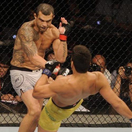 Vitor Belfort perde para Lyoto Machida e anuncia aposentadoria do UFC