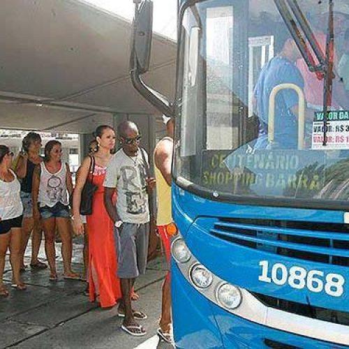 Prefeitura monta plano de contingência para paralisação dos rodoviários neste domingo