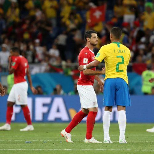 Brasil joga mal e empata em estreia na Copa da Rússia