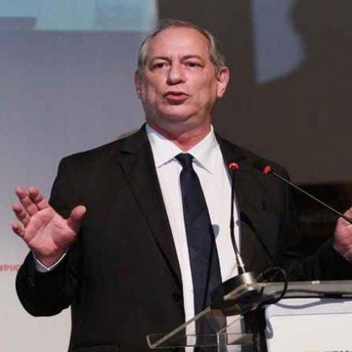 Ciro Gomes critica gargalo enfrentado pela logística brasileira