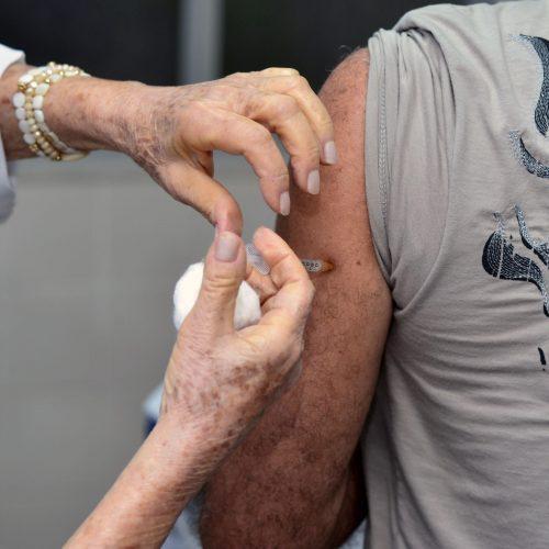 Cobertura contra gripe sobe para 82% em Salvador