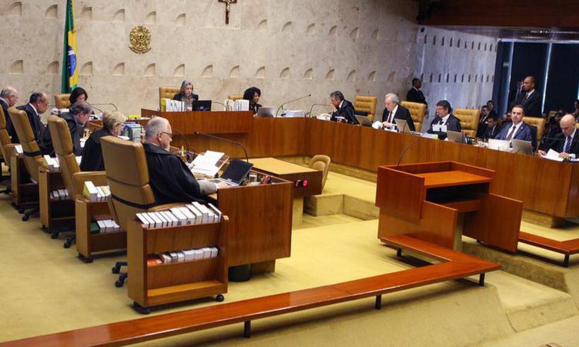 Com 4 votos a favor, STF retoma nesta quinta-feira julgamento sobre condução coercitiva