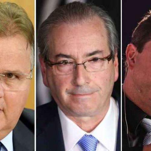 Geddel, Cunha e Joesley são indiciados na operação 'Cui Bono'