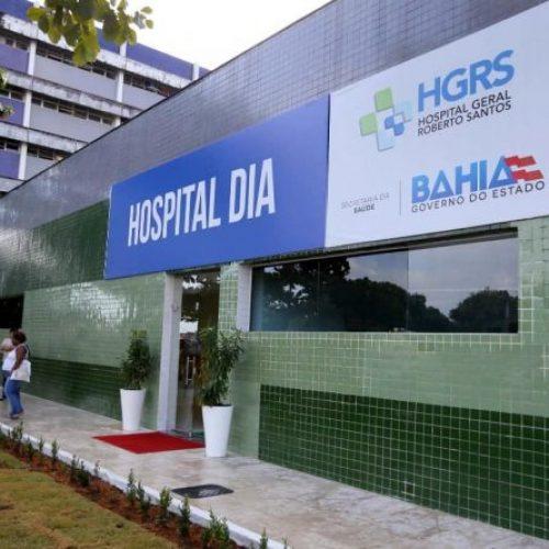 Hospital Dia é inaugurado no Roberto Santos