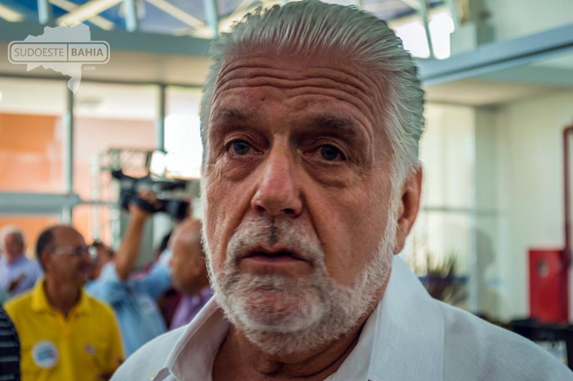 Jaques Wagner: PT planeja revelar parte do gabinete antes das eleições