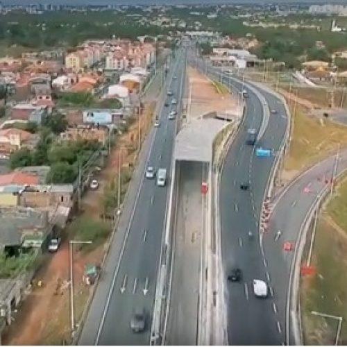 Nova Via Metropolitana facilita trajeto Salvador-Litoral Norte