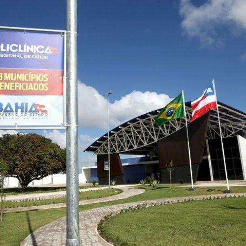 Oitava Policlínica Regional será inaugurada em Valença nesta sexta