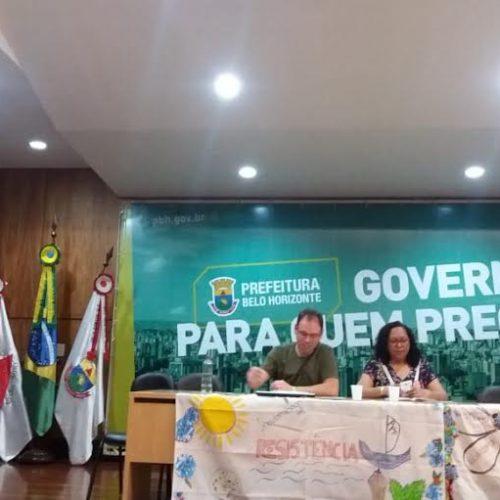 """Galo critica """"Pacote do Veneno"""" no IV Encontro Nacional de Agroecologia"""