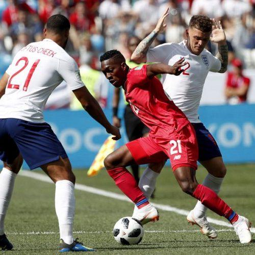 Panamá é goleado pela Inglaterra, mas festeja primeiro gol em Copas