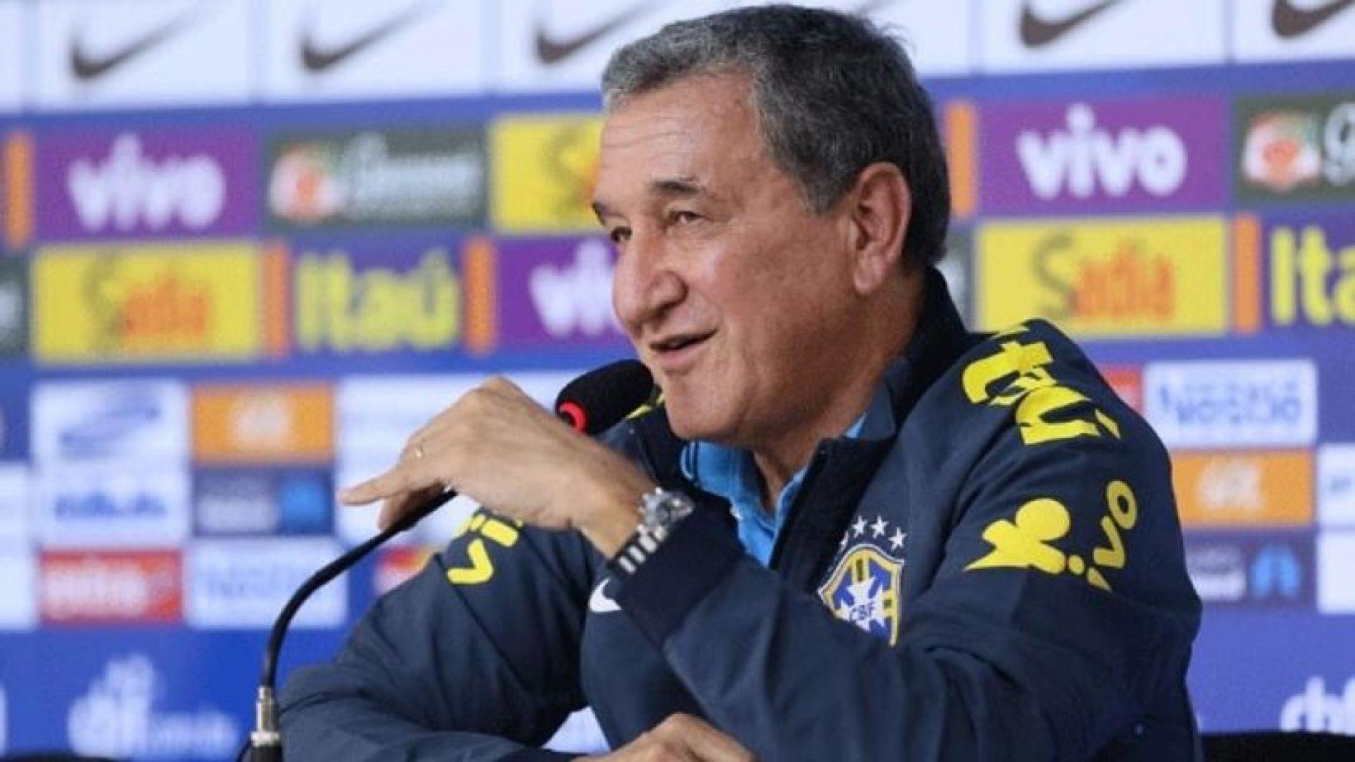 Parreira vai chefiar Grupo de Estudos Técnicos da Fifa na Copa