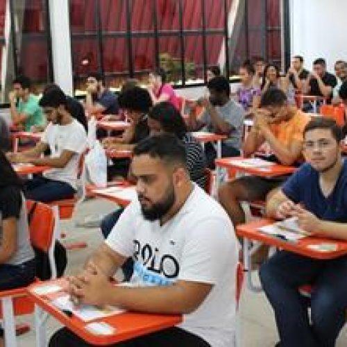 Feira de Santana: Uefs realiza último dia do vestibular 2018.2