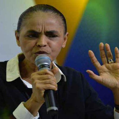 Marina: não vamos resolver crise com passe de mágica, mas com decisões políticas