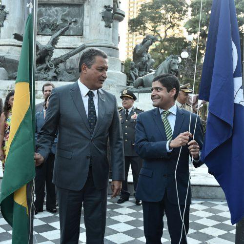 ACM Neto participa do encerramento das comemorações pelo Dois de Julho