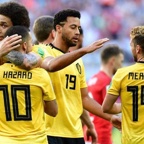 Bélgica vence Inglaterra e fica com o terceiro lugar da Copa do Mundo da Rússia