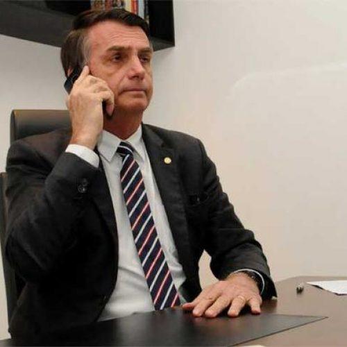 Bolsonaro lidera ranking de páginas nas redes sociais