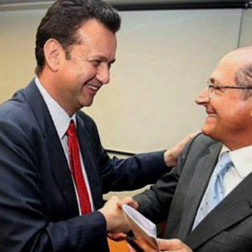 Com apoio do PSD, Alckmin ganha fôlego para atrair o DEM